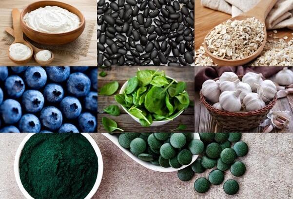 TOP 7 maisto produktai, kuriuos verta valgyti kasdien
