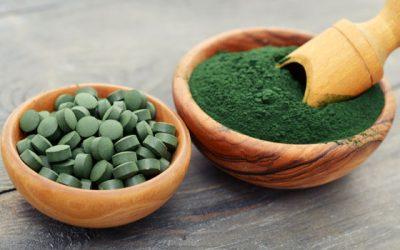 11 priežasčių kodėl Spirulina naudinga jūsų sveikatai